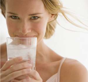 Healthy, Clear Drinking Water